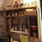 超使える♡キッチンと「壁に付けられる家具」は相性抜群