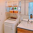 清潔感と明るさに気分爽快♡洗面所シンク周りの整理整頓例