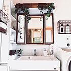 洗面台が大変身!驚きのリメイク法で今の洗面所を快適に