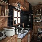 「つくり込まれたプチカッコイイ。世界に一つのI型キッチン」 by k.i.brothersさん