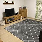 「家族みんなが扱いやすい工夫が詰まったシンプル収納」 by harumamaさん