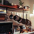 「料理を美味しく、佇まいは味わい深く仕上がっていく一生ものの鉄フライパン」 by yes.keeさん