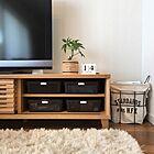 もっと便利にしたい!テレビ台を使いこなす収納アイデア