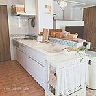 「優しさあふれる、ナチュラル可愛い家カフェキッチン」 by CoCoRoCafeさん