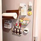 キッチンで役立つマグネットアイテム☆冷蔵庫に貼って使用できる便利グッズ