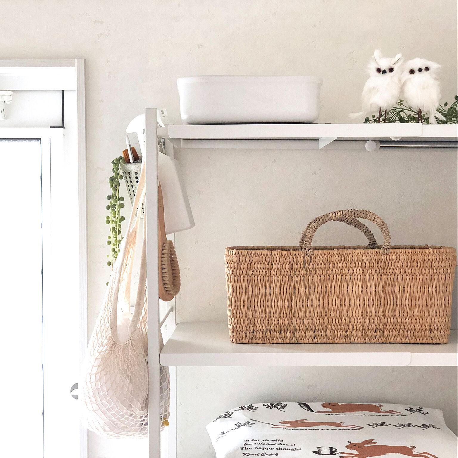 「扉の中まで画になる快適。収納を最適に洗練するコツ」 by usaco.さん
