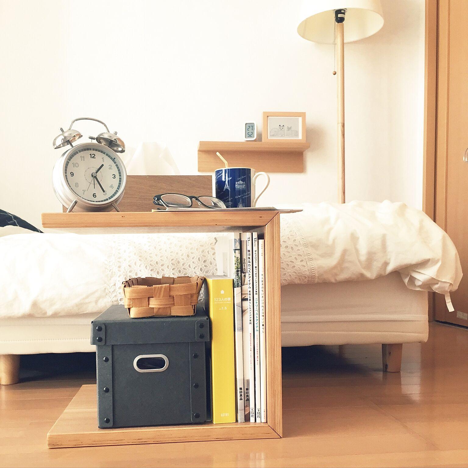 空間を上手に活かす、無印良品・ニトリの便利な小さめ家具