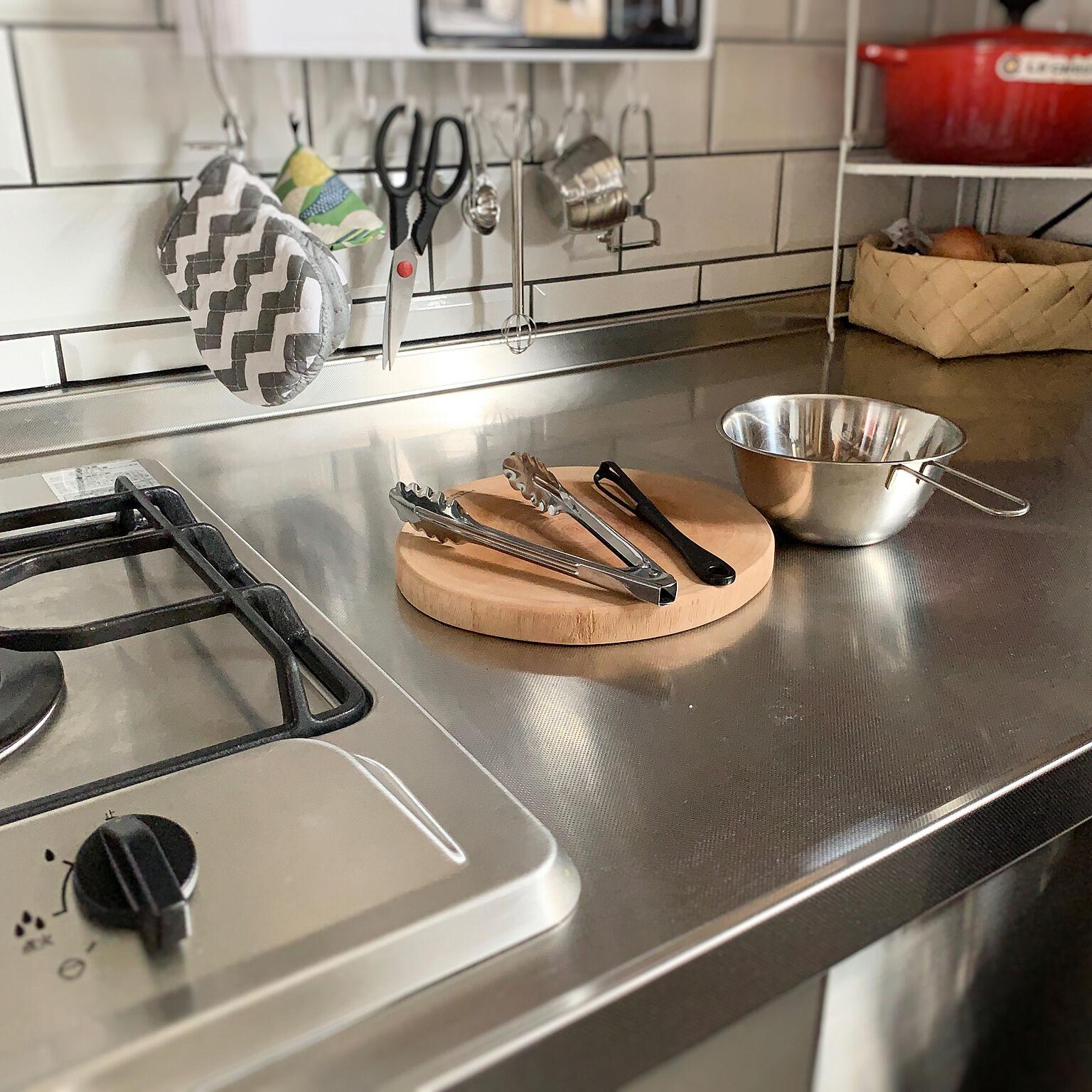 デザイン性も使い勝手もバツグン!100均のキッチンツール