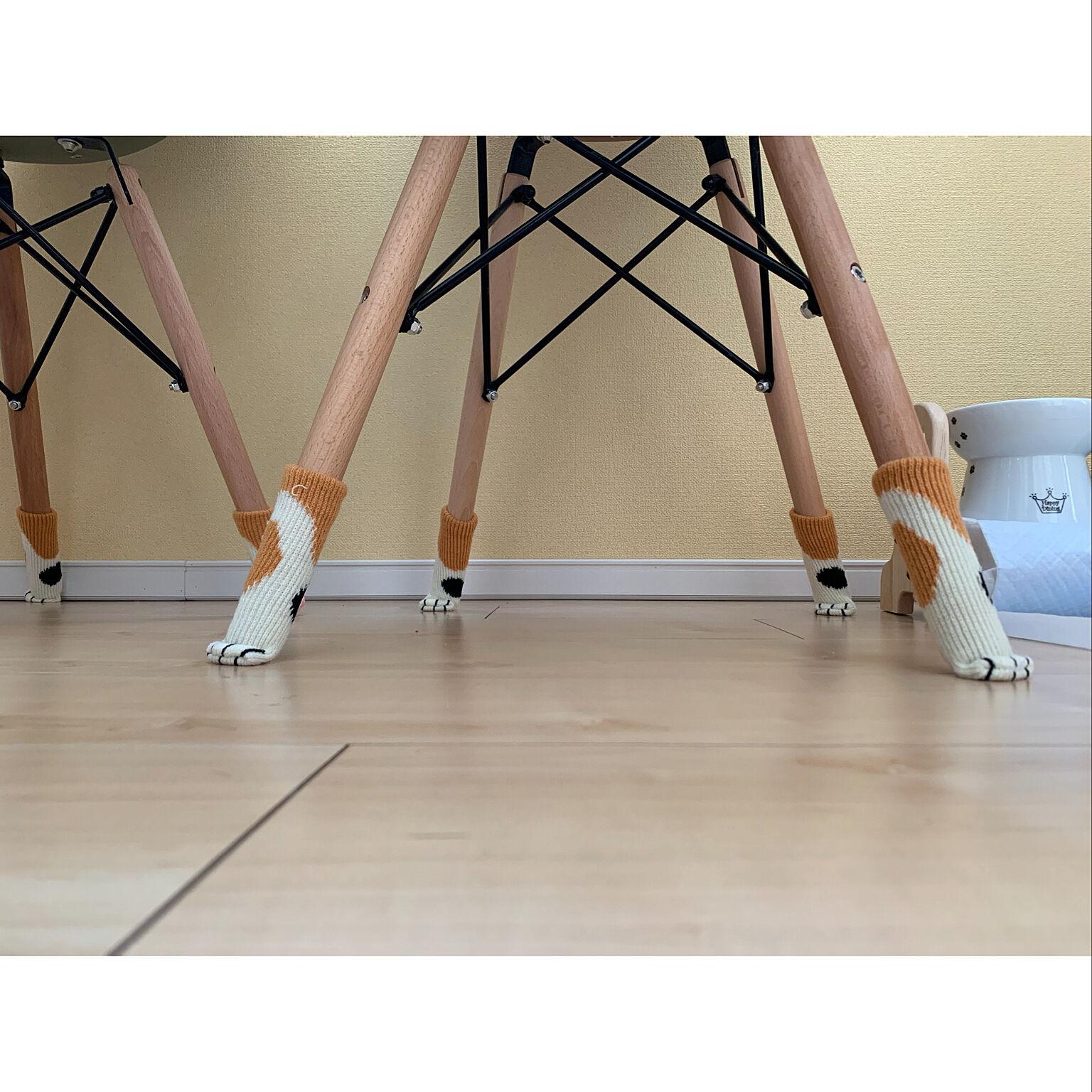 大切な家具や床を守るために取り入れたい☆ダイソーのキズ防止アイテム