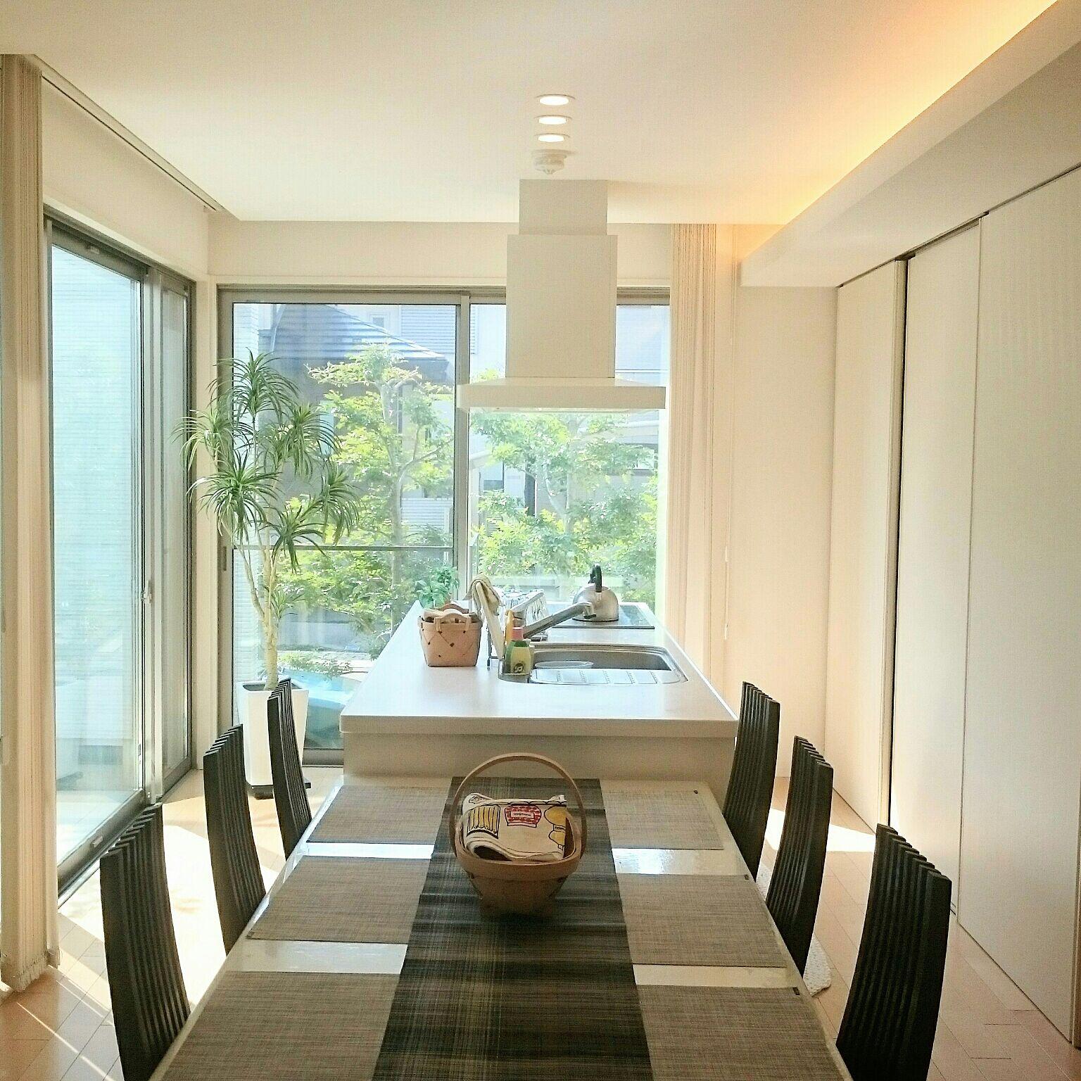 「キッチンは家庭を支える場所。立つ人を想い、環境にこだわって。」 by J.Kさん