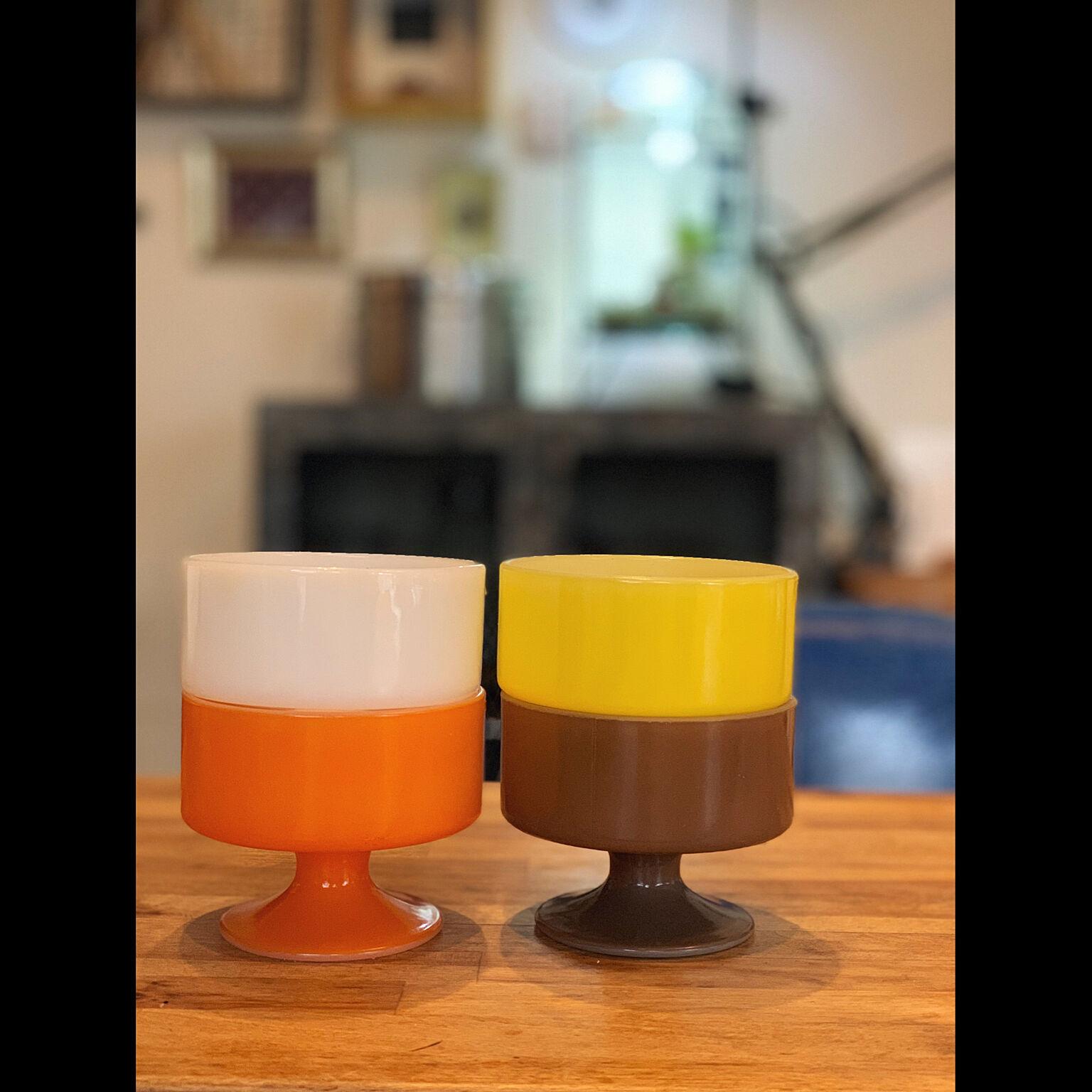 ポッテリとしたフォルムで独特の魅力を放つ!ミルクガラスの使用実例10選