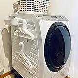 便利で省スペース!洗濯機に取り付けて使える、マグネットアイテム10選