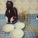 柄やデザインを楽しもう♡セリアの小皿と豆皿
