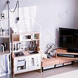 ワクワクする空間に♪IKEAのアイテムがある子ども部屋&キッズスペース
