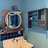 自分好みのお気に入り空間に♪参考にしたい洗面台リメイク実例10選