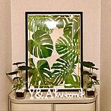 手軽に緑を楽しめる♪ニトリのフェイクグリーン&フラワー