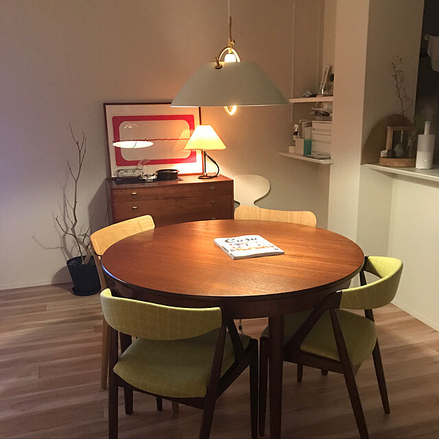 My Desk,デンマーク家具,ダイニング,北欧,アンティーク KTHRの部屋