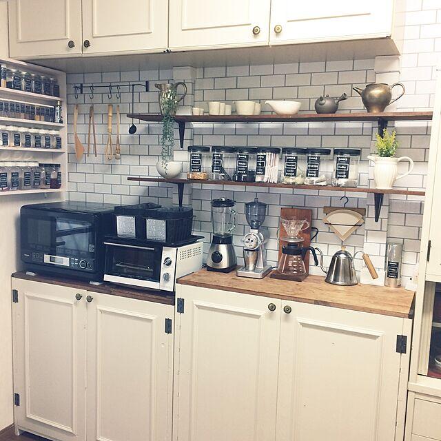 My Shelf,セルフリノベーション,キッチンDIY,キッチンカウンターDIY,吊り戸棚DIY,壁紙屋本舗 ihanaの部屋