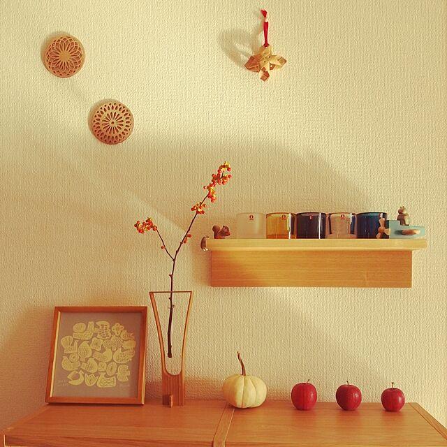 無印良品の壁に取り付ける家具でオシャレな部屋づくり