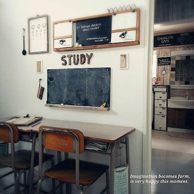 これで勉強も仕事もはかどる♡作業効率の上がる机まわり
