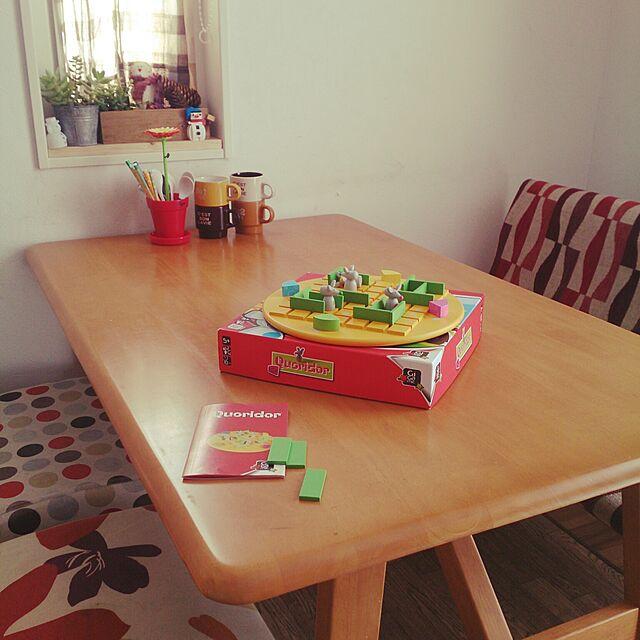 Lounge,ボードゲーム,ダイニングテーブル,子供と暮らす。,コリドール cactus0610の部屋