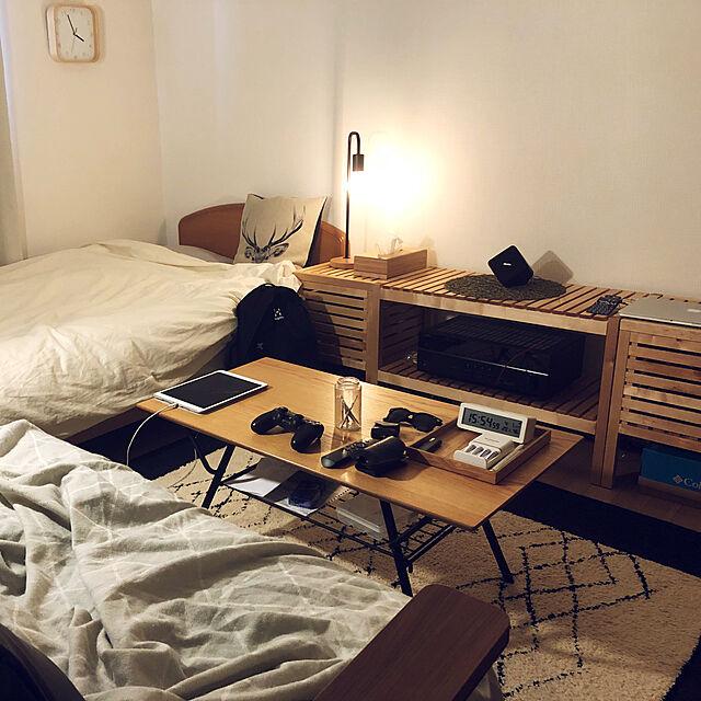 Lounge,一人暮らし,IKEA,無印良品,ナチュラル szmzn11の部屋