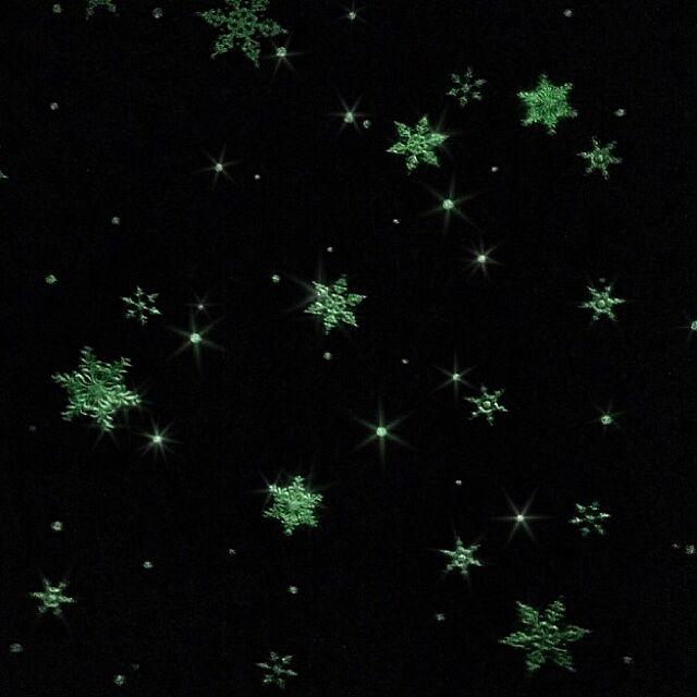 Bedroom,子供部屋,光る壁紙,ドーム型の天井,プラネタリウムをイメージ,アップでしか映らないヾ(;´▽`A``,目視だとめっちゃ満点の星空だけど… yupinokoの部屋