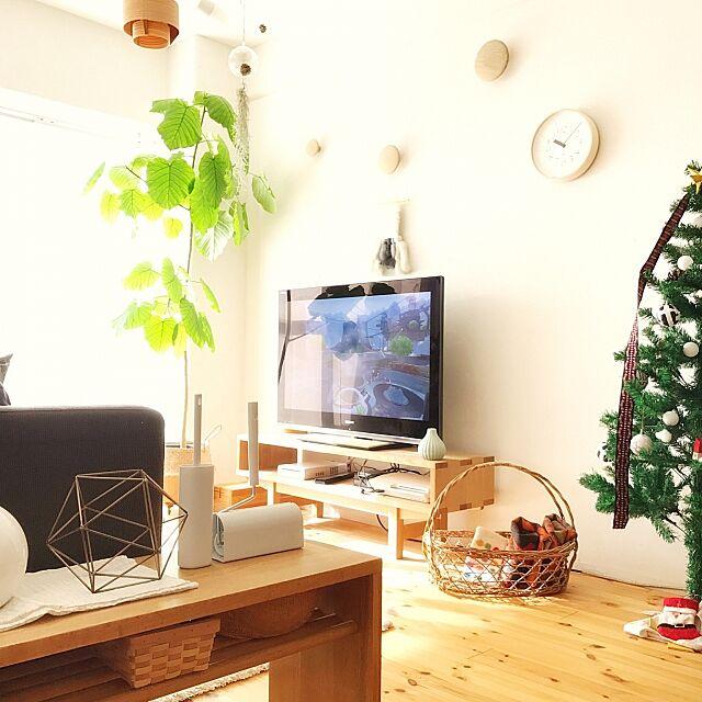 ウンベラータ,カーペットクリーナー,マイクロファイバーミニハンディモップ,無印良品,大掃除,いいね&フォローありがとうございます☆,クリスマスツリー,中古マンション,北欧xDIY,Overview,RikiClock,RIKI Clock Hisayoの部屋