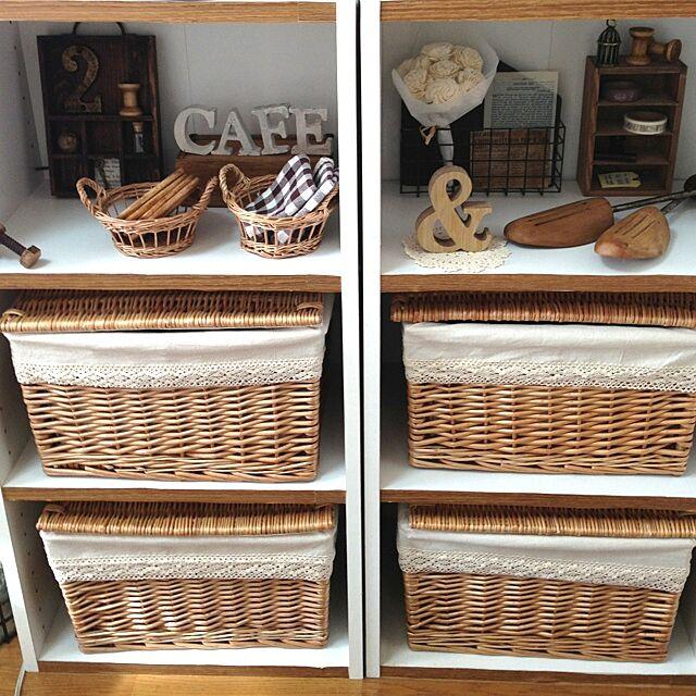 My Shelf,セリア,100均,一人暮らし,カラーボックス収納 peaceの部屋