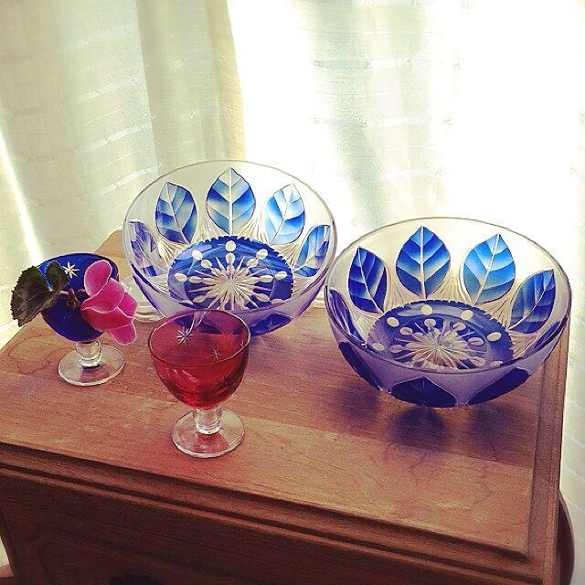 On Walls,切子ガラス,ガラス工芸,ハンドメイド reko639の部屋