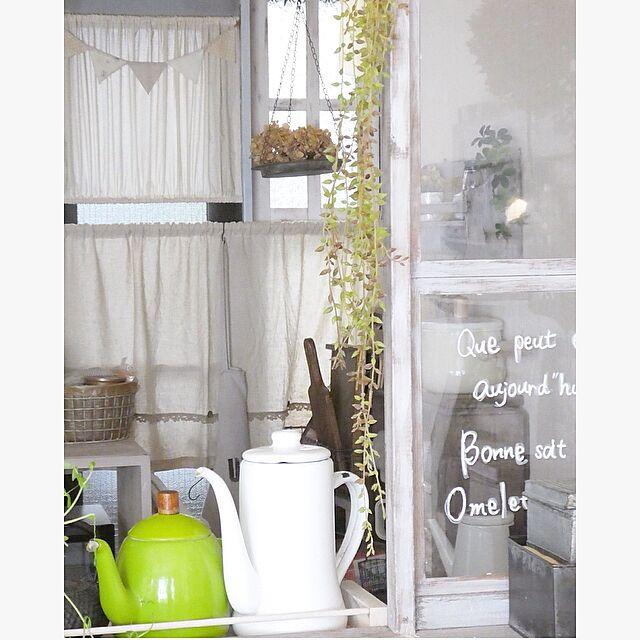 Kitchen,フレームリメイク,DIY,手作り窓枠,賃貸マンション,原状回復ок ai.の部屋
