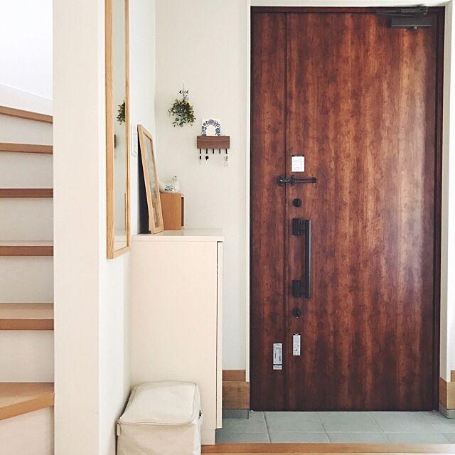 Entrance,スワッグ,ミモザ,鹿児島睦,RINホルダー付きマグネットキーフック,新生活,LOFT Emiの部屋