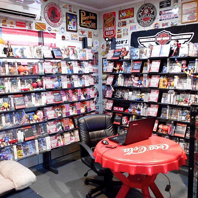 Overview,漫画,漫画部屋,ゲーム,ゲーム部屋,アメリカン,アメリカン雑貨,アメコミ,初心者,秘密基地,雑貨,ガレージ,ごちゃごちゃ poosanの部屋