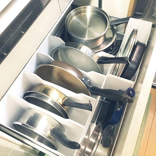 Kitchen,収納,ニトリ orichiの部屋