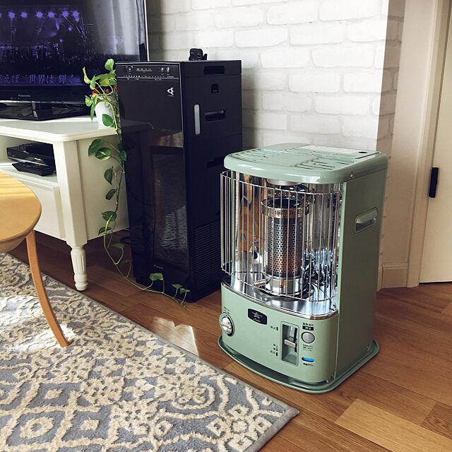 加湿空気清浄機,アラジン ストーブ,三井ホーム,Lounge endokoの部屋