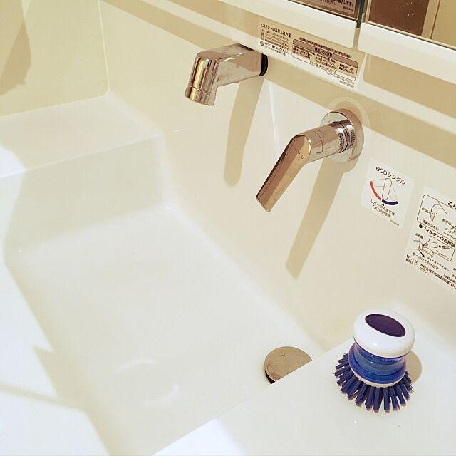 Bathroom,積水ハウス,こどもと暮らす,シャーウッド,ナチュラル,ブログやってます(*Ü*) chieの部屋