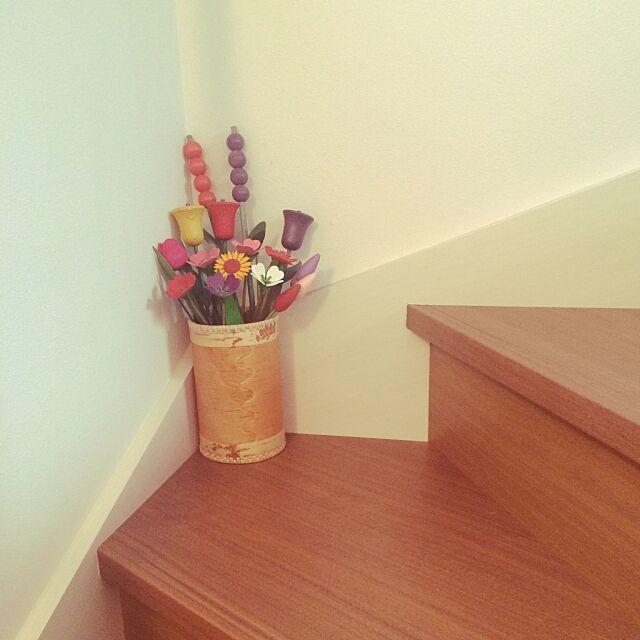 On Walls,階段,北欧雑貨,aarikka maiccaの部屋