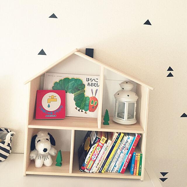 My Shelf,FLISAT,北欧,キッズスペース,北欧モノトーン,こどもと暮らす。,IKEA,モノトーン,マステリメイク,キッズルーム,子供部屋,賃貸 maの部屋