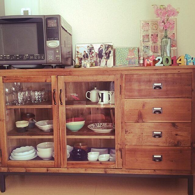 My Shelf,一人暮らし,食器 ,アラビア,文字,B-CAMPANY,収納,植物,古材の棚,IKEA,アンティーク,雑貨,食器 イッタラ アラビア 画像,knot antiques,BABEL,B-COMPANY ruruの部屋