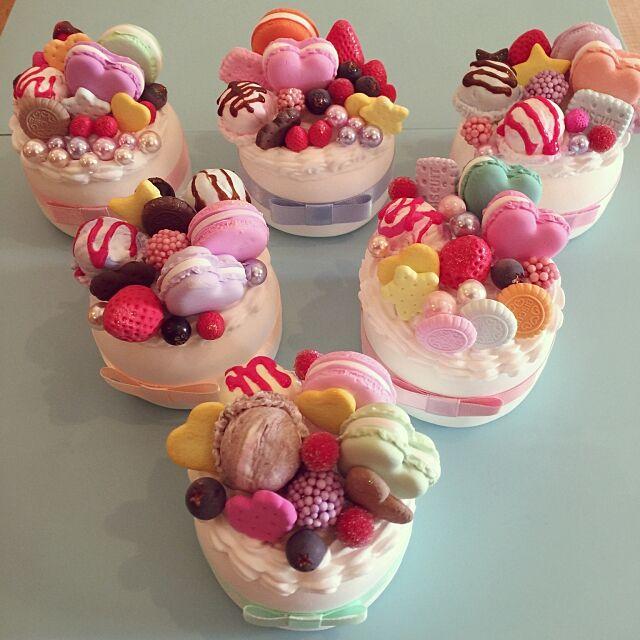 Entrance,樹脂粘土ケーキ,スイーツデコ,ハンドメイド,手作り Kyokoの部屋