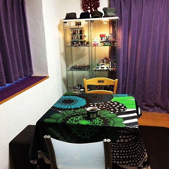Overview,レゴ,マリメッコ,LEGO,IKEA,カルテル,北欧,ガラスケース,帽子,コレクション miiwaaの部屋