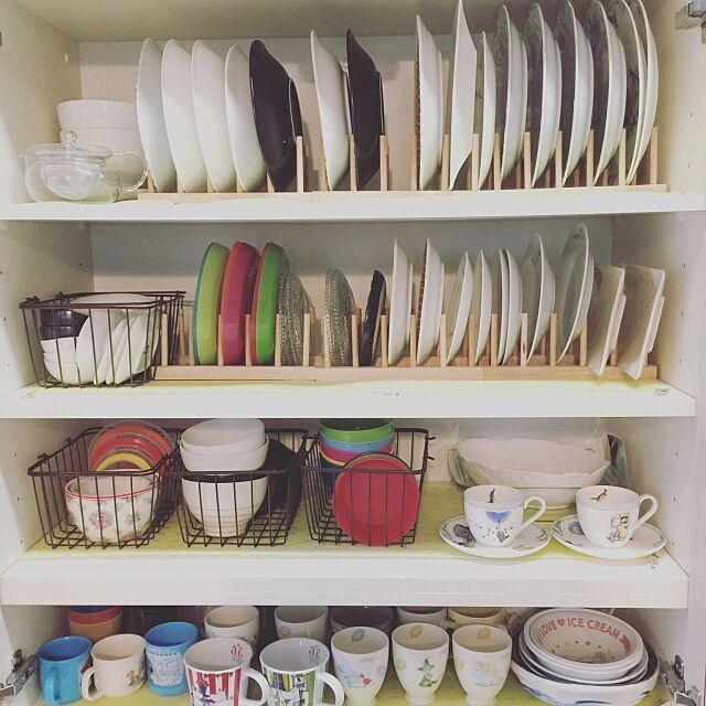 Kitchen,100均,セリア,食器,ナチュラルキッチン Iyoの部屋