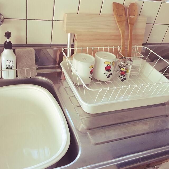 Kitchen,ホーロー,洗い桶,琺瑯,野田琺瑯,楽天で買ったもの,デニム&ダンガリー denimdungareeの部屋