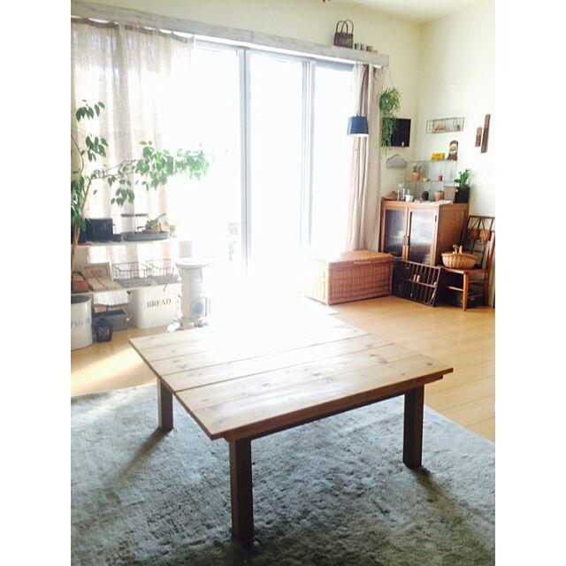 Overview,アンティーク,ジャンク,コタツテーブル,ホットカーペット,アラジン Akikoの部屋