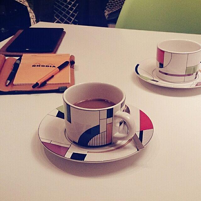 コーヒーカップ&ソーサー tsubonyの部屋