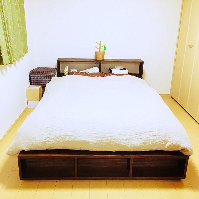 Bedroom,アンティーク,ペン立て,DIY,ニトリ,シンプル,リメ缶,ハンドメイド,無印良品,ナチュラル,雑貨 Yukiの部屋