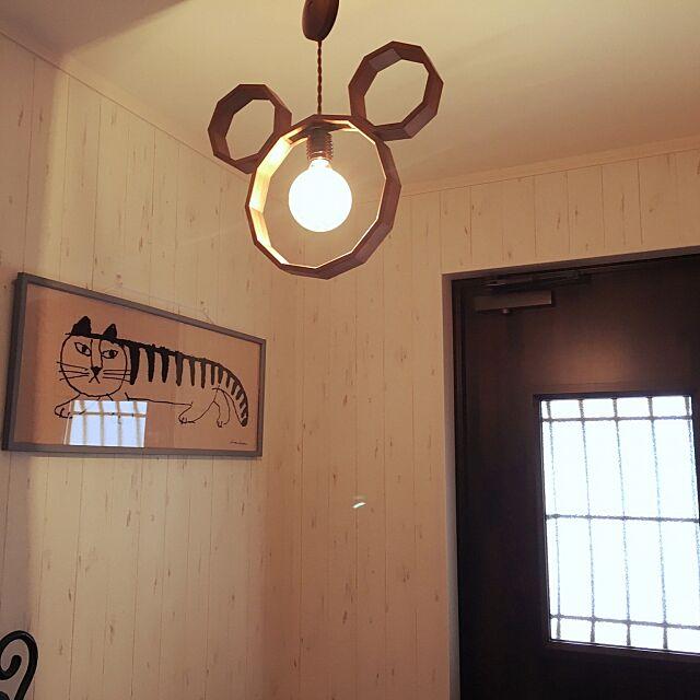 Entrance,照明,ディズニー,リサラーソン mmmの部屋