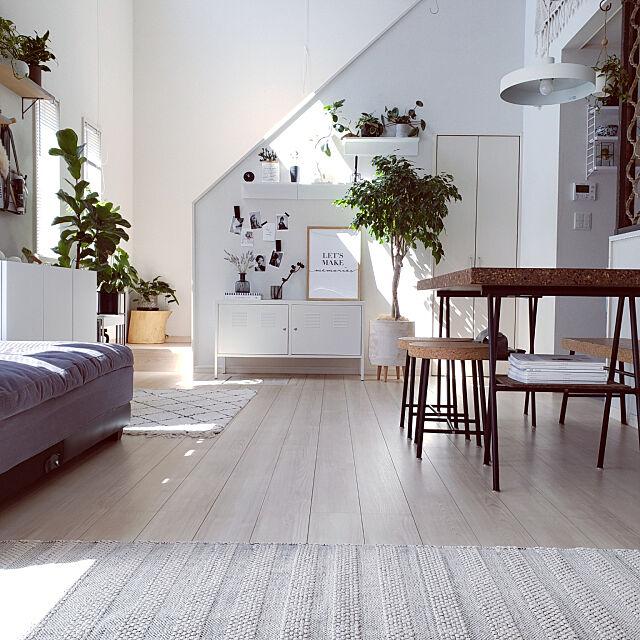 観葉植物,シンプル,海外インテリアに憧れる,NO GREEN NO LIFE,Lounge Erenaの部屋