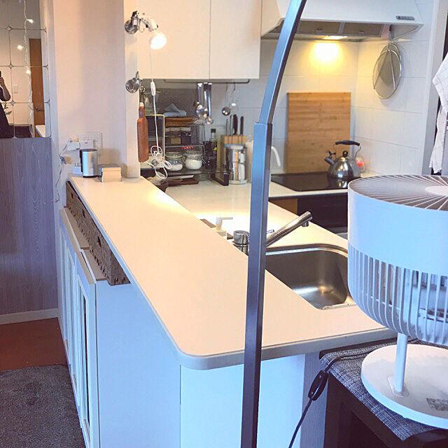 キッチンのお掃除,キッチンカウンター,朝活,2020.1.10,Kitchen room55の部屋