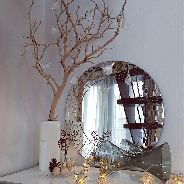 Lounge,USMハラー,cazaru表参道,cazaru,IKEA ,IKEA,HOLMEGAARDのスピーカー,HOLMEGAARD,ZARAHOME,zarahone,クリスマス,野バラの実,ZARA HOME,電池式 aco_meの部屋